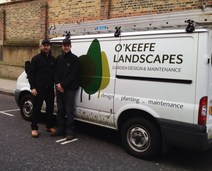 About O'Keefe Landscapes